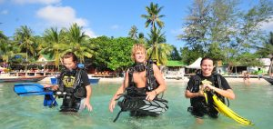 Discover Scuba Diving On Koh Tao
