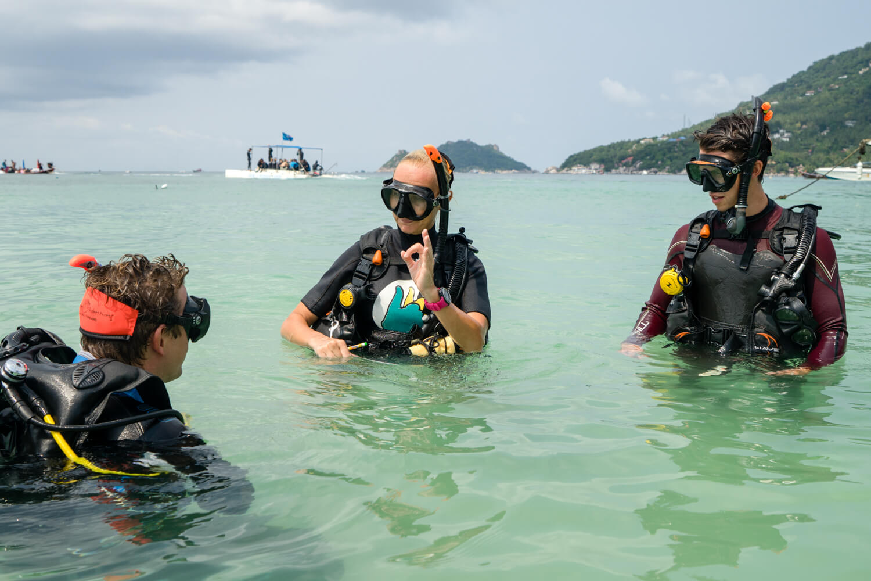 Goodtime Diving Koh Tao Thailand