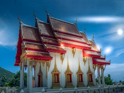 Koh Tao Temple