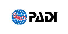 PADI Diving Logo