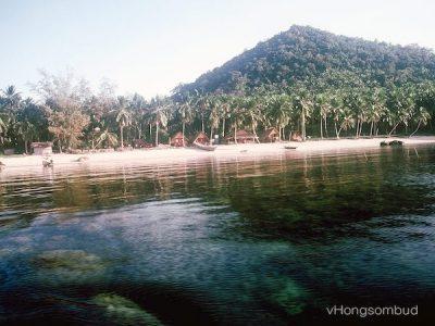 Koh Tao History