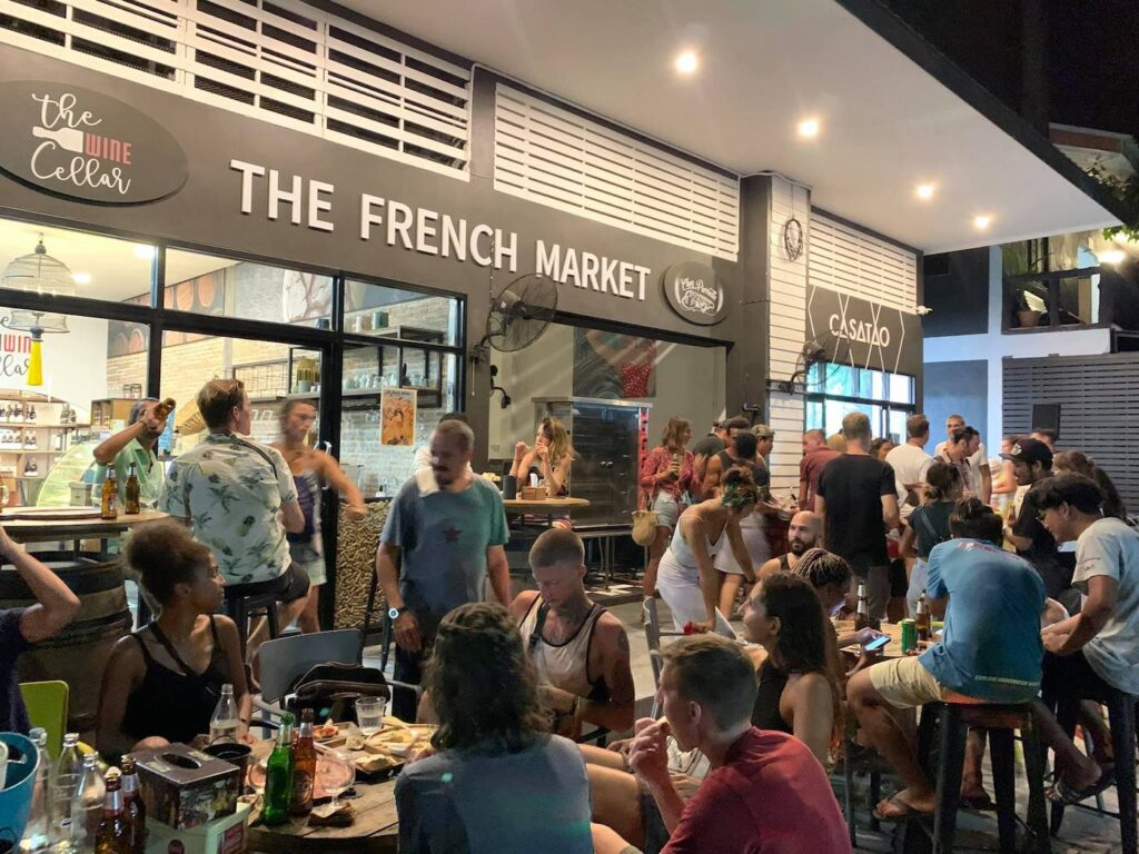 The French Market Koh Tao