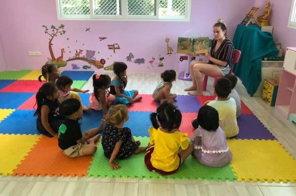 Childcare Koh Tao