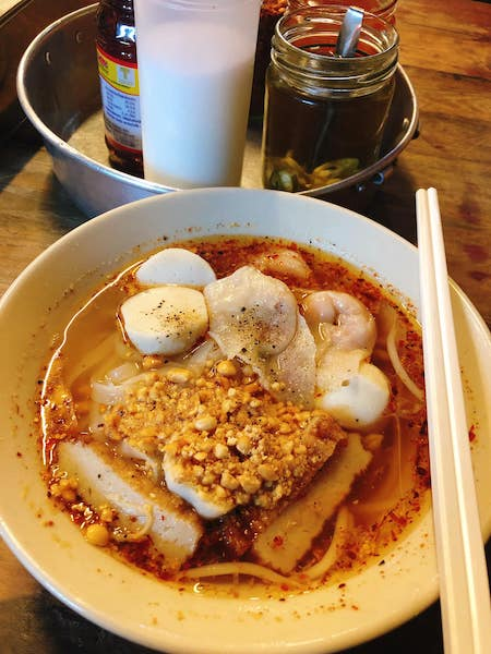 Duck Restaurant Koh Tao
