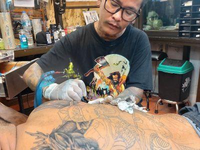 Koh Tao Tattoo Artist