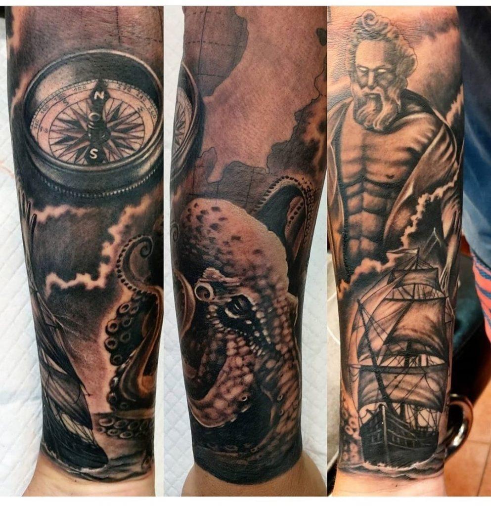 Best Koh Tao Tattoo Artist