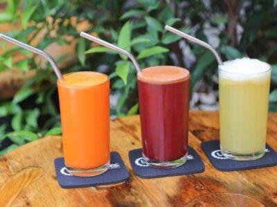 Fruit Shake Koh Tao