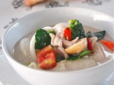 Thai Food Koh Tao