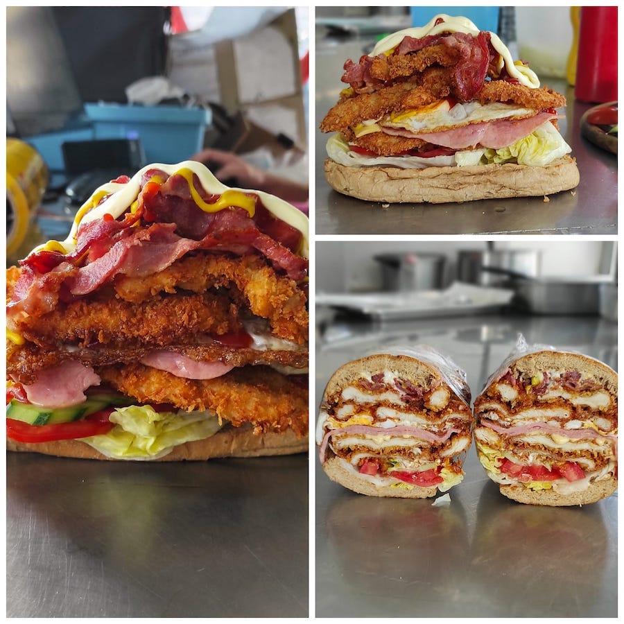 Da's Sandwiches Koh Tao