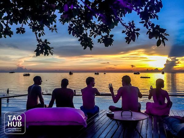Co-Working in Koh Tao