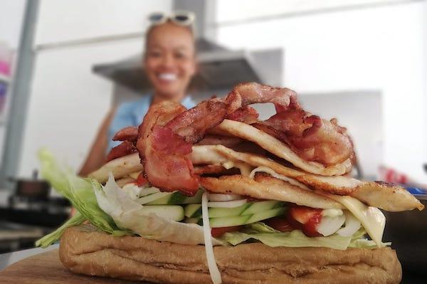 Sandwich Koh Tao