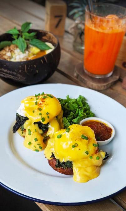 Factory Cafe Breakfast Koh Tao