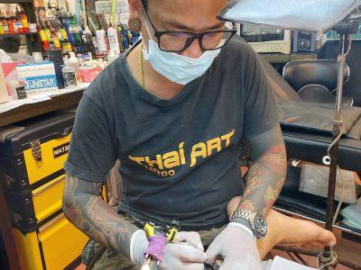 Koh Tao Tattoo Expert