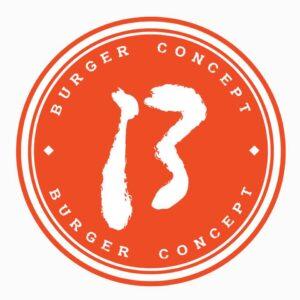 Baia Burger Concept Logo