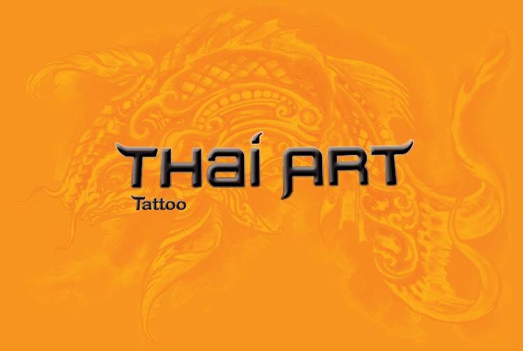 Thai Art Tattoo Shop Thailand