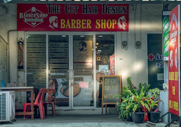 Hairdresser Barber Koh Tao