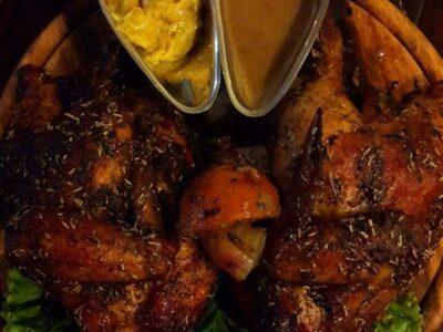 Roast Chicken Koh Tao