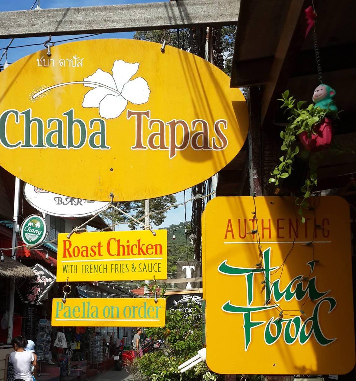 Chabas Logo
