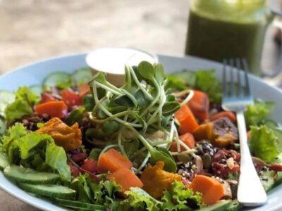 Vegetarian Koh Tao
