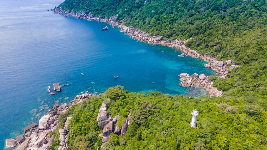 Lighthouse Bay Koh Tao