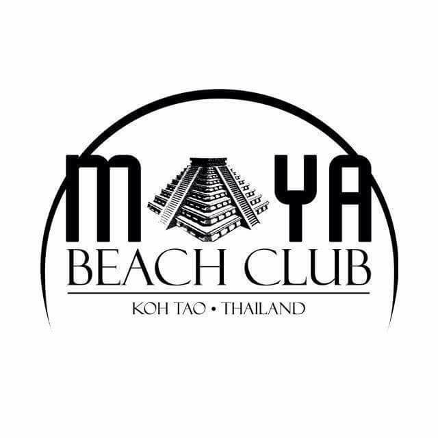 Maya Beach Club Logo
