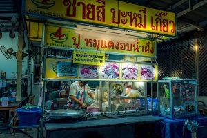 Street Food Koh Tao