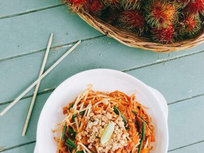 P. Oys thai Food Koh Tao