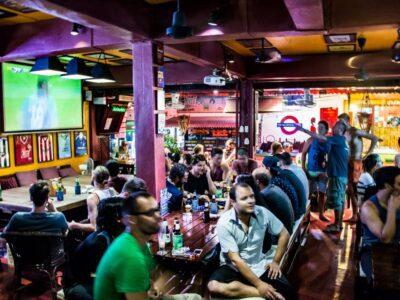 Reef Bar Koh Tao Sports Bar
