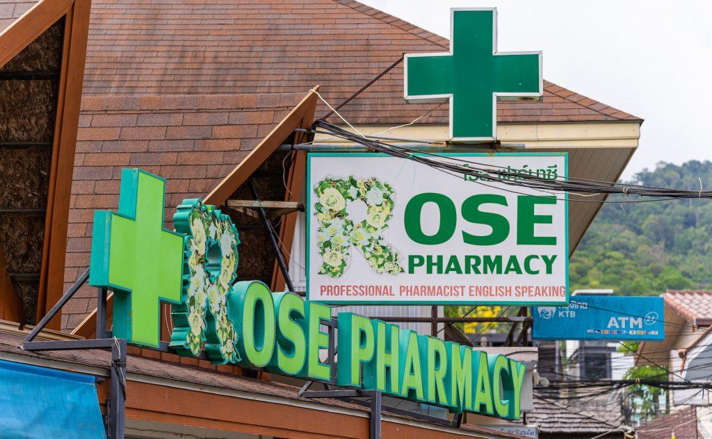 Koh Tao Pharmacy