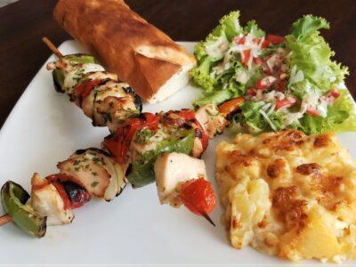 Sairee Restaurant Koh Tao Kebab