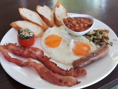 Breakfast Sairee Restaurant Koh Tao