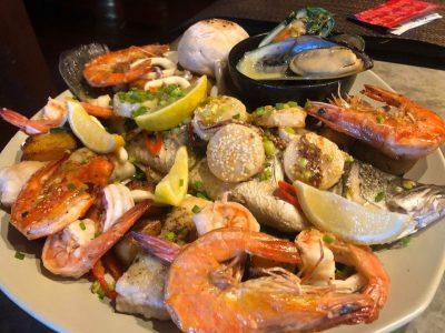 Seafood Restaurant Koh Tao