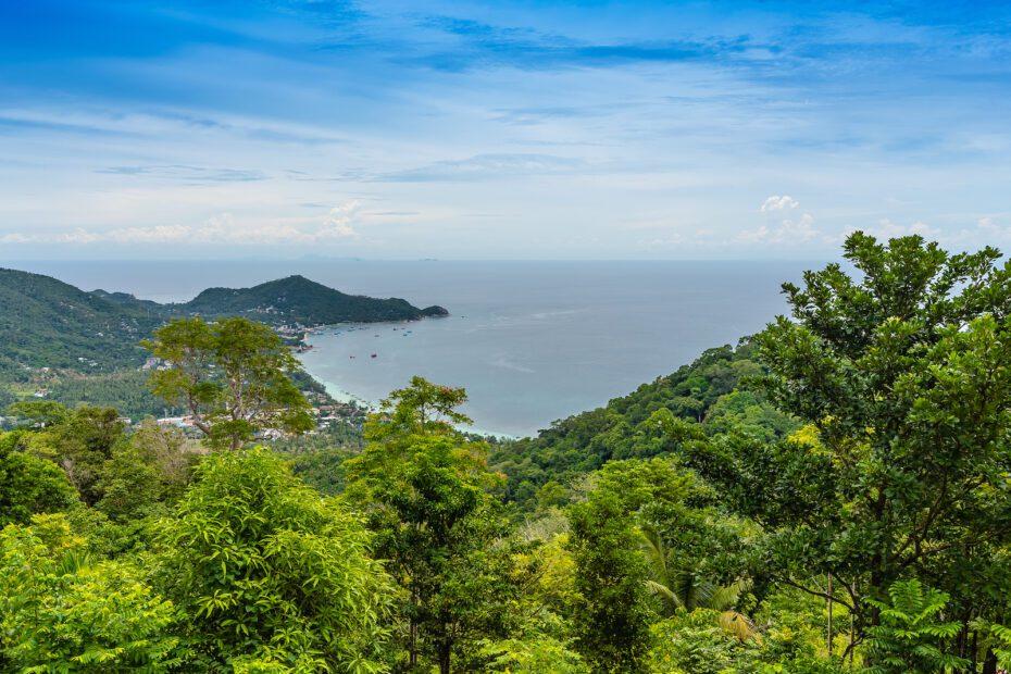 Summit Viewpoint Koh Tao