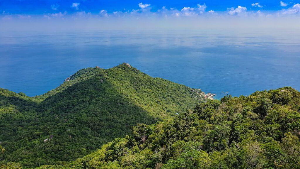 Tanote Peak Koh Tao