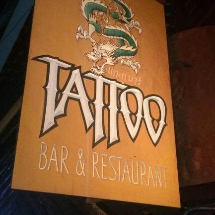 Tattoo Bar Koh Tao Logo