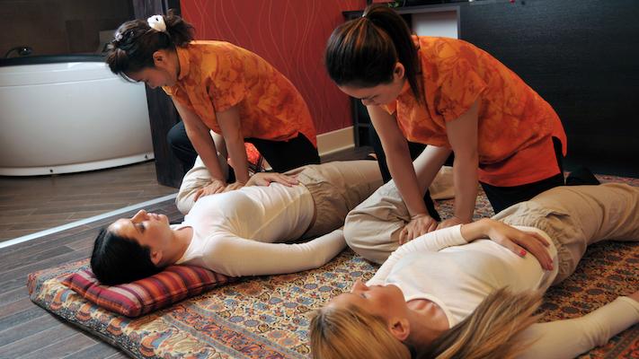 Where to get massage Koh Tao