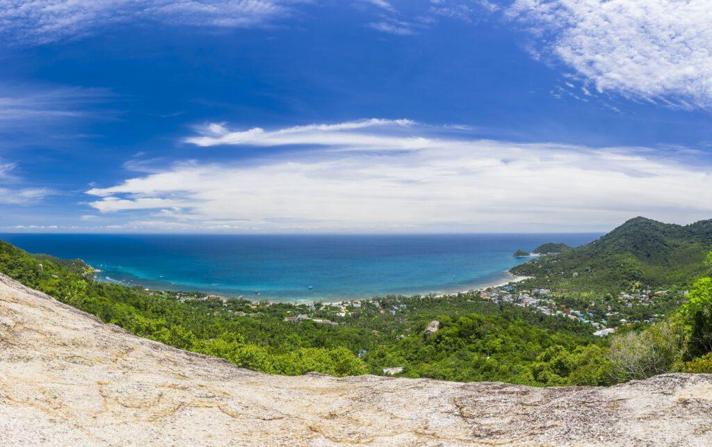 West Coast Viewpoint Koh Tao