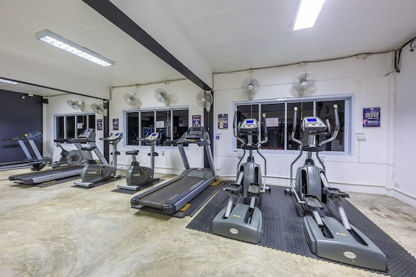 Gyms in Koh Tao