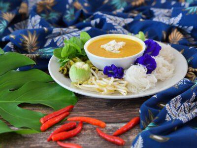 Food Koh Tao at Pranees Kitchen