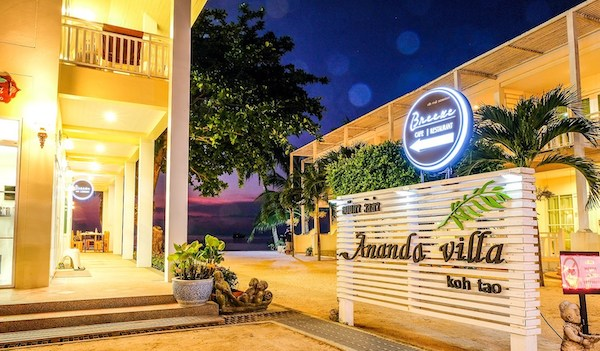 Ananda Villas Koh Tao