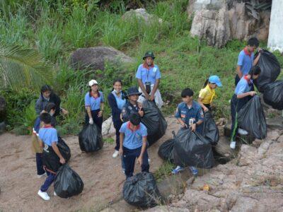 Koh Tao Clean Up
