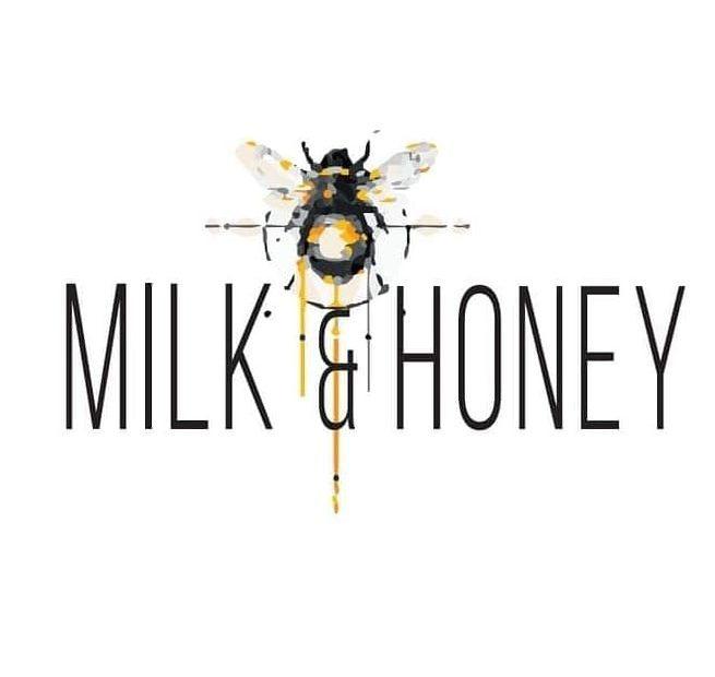 Milk & Honey Logo