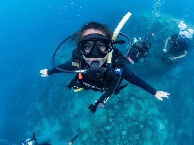 Pura Vida Diving in Koh Tao