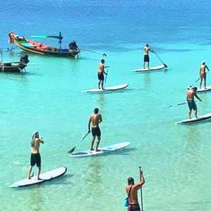 Paddle Boarding Koh Tao