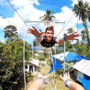 Flying Trapeze Adventures Koh Tao