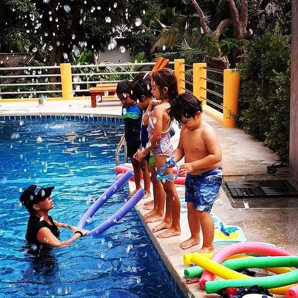 Swimming Lessons Koh Tao