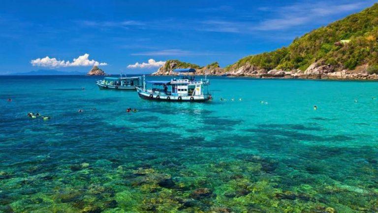 Diamond Snorkel Tour Koh Tao